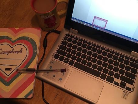 Writer's Resolutions