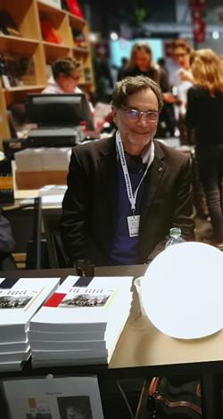 L'auteur au salon du livre de Genève 2019