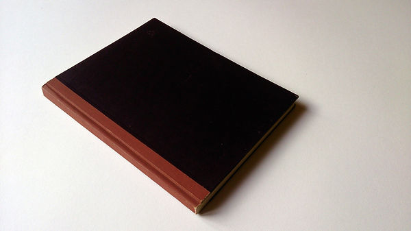 CJ Robinson, Found Narrative No.5, conceptual art, parkside address book