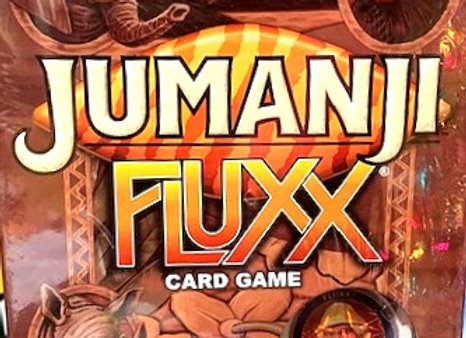 Jumanji Fluxx: Special Edition