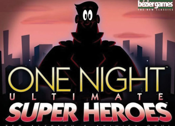 One Night: Ultimate Super Heroes