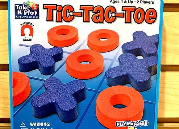 Take N Play Anywhere: Tic-Tac-Toe