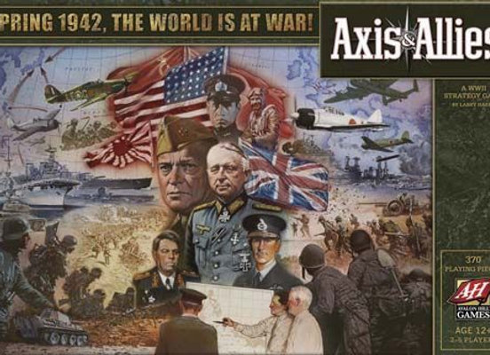 Axis and Allies: 1942 (2nd Edition)