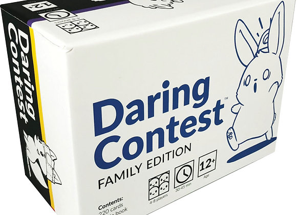 Daring Contest: Safe for Work Edition