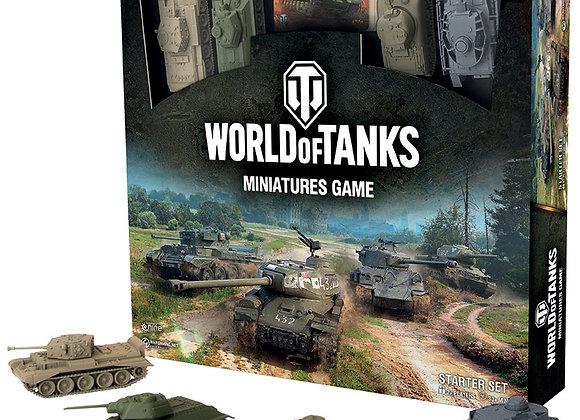 World of Tanks: Miniatures Game - Starter Set