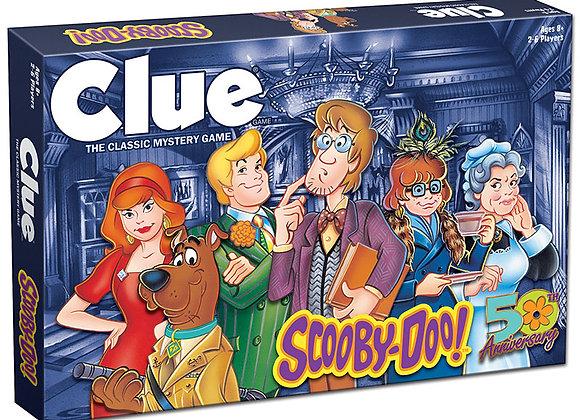 Clue: Scooby-Doo