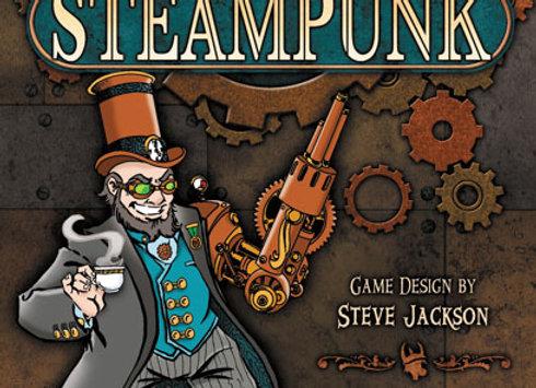 Munchkin: Munchkin Steampunk