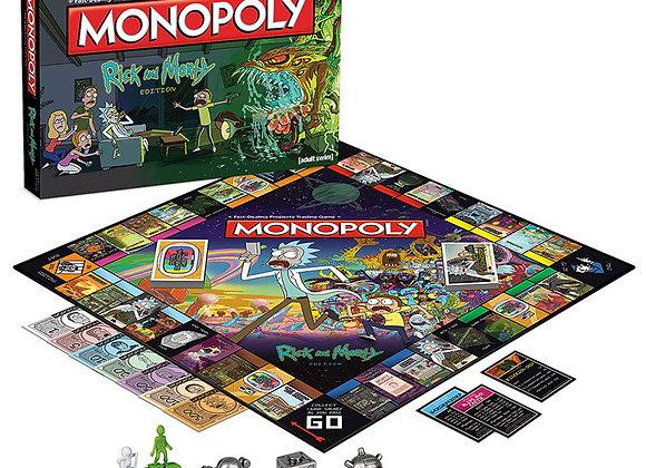 Monopoly: Rick & Morty