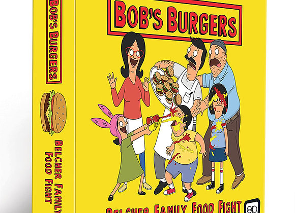Bob`s Burgers: Belcher Family Food Fight