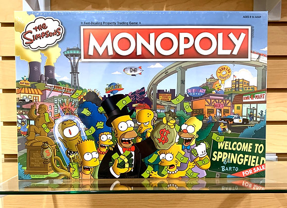 Monopoly:The Simpsons