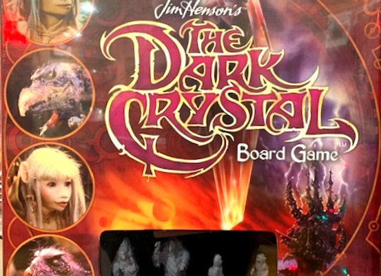 Jim Henson`s The Dark Crystal: The Board Game