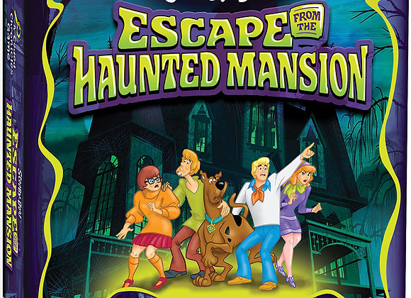 Scooby Doo - Escape fromthe Haunted Mansion