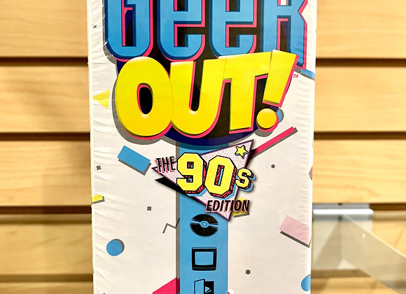 Geek Out! 90's Edition