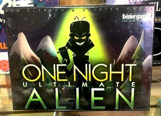 One Night: Ultimate Alien