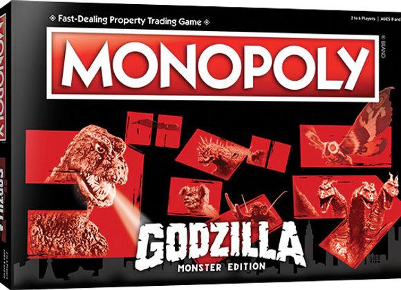 Godzilla Monopoly