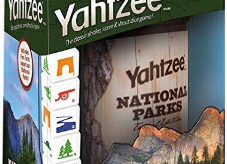 Yhatzee: National Parks Edition