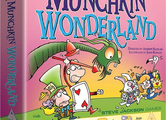 Munchkin: Munchkin Wonderland