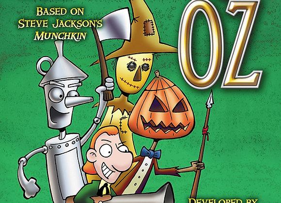 Munchkin: Munchkin Oz
