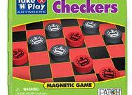 Take N Play Anywhere: Checkers