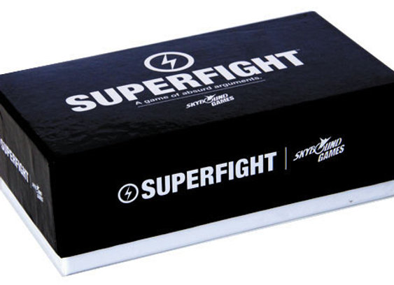 SUPERFIGHT: The Card Game Core Deck