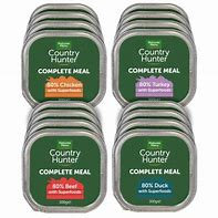 Natures Menu - Country Hunter 8 x 300g Trays