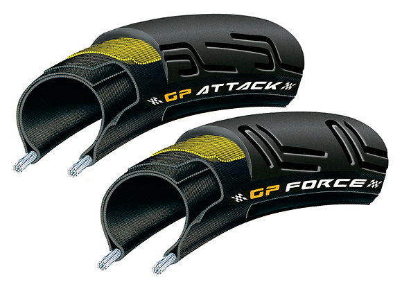 Continental Grand Prix Force or Attack
