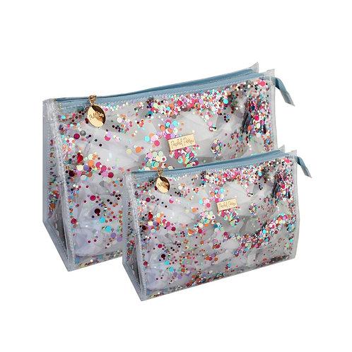 Confetti Biggie Cosmetic Bag