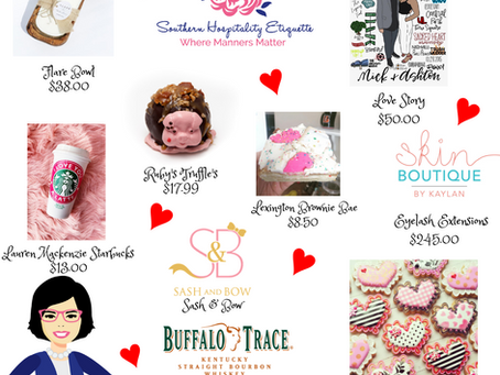 "Our ""Sweet as Suga"" Valentine's Day Gift List"