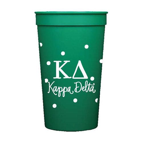Stadium Cups - Kappa Delta