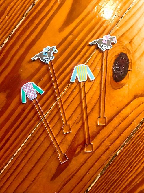 Acrylic Stir Sticks