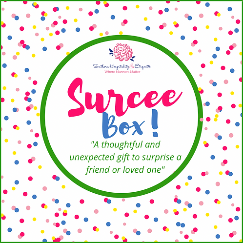 Surcee Box