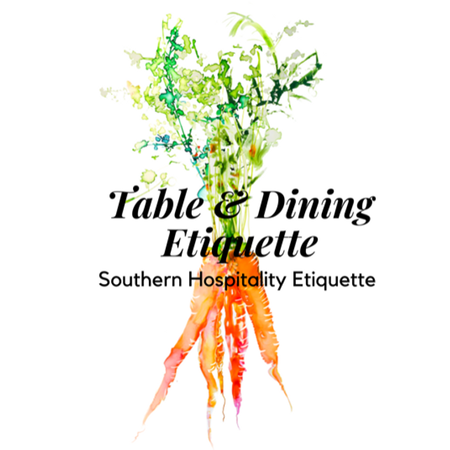 Elementary Table & Dining Etiquette