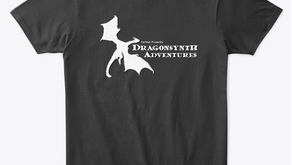 ForNull Dragonsynth Adventures Apparel Available