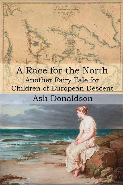 A Race for the North Cover.png
