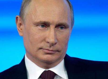 Putin Can't Git Wit Dat