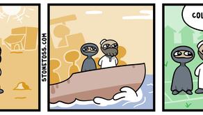 New StoneToss Comic - Colonitis
