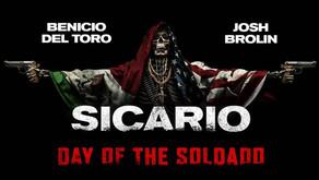 Sicario 2: Day of the Soldado: AKA Build the Wall Pronto
