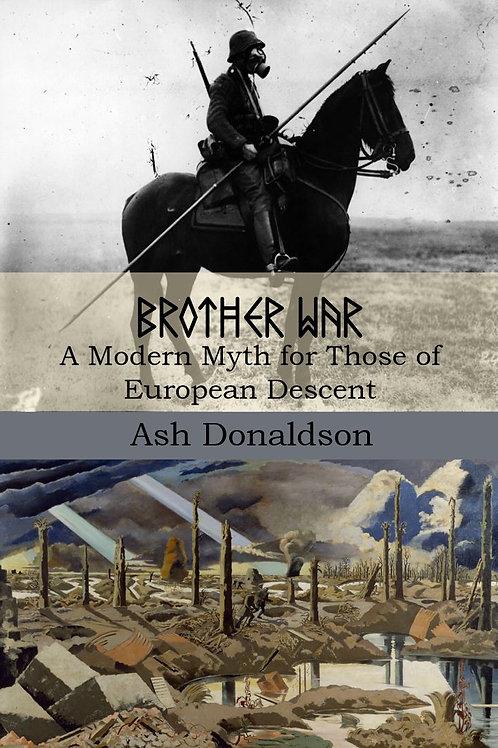 Brother War by Ash Donaldson (Digital PDF)