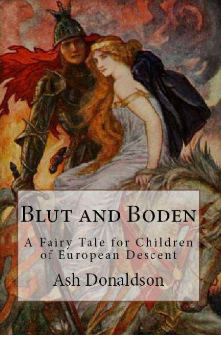 Blut and Boden by Ash Donaldson - Cover