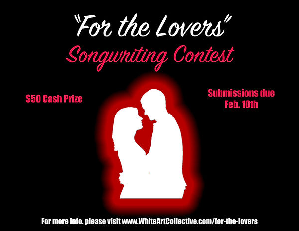 For the Lovers Songwriting Contest.jpg