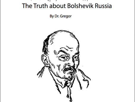 Another Nazi Film, Still No Film About The Horrors of The Bolsheviks