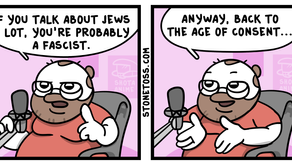 (New Comic) StoneToss - Guilt by Argumentation