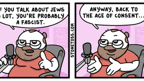 (New Comic) StoneToss - Guilt by Argumentation