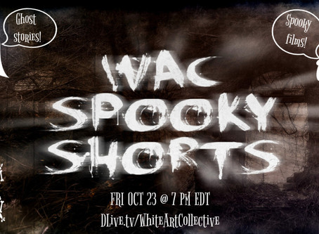 2nd Annual Spooky Short Film Festival Schedule