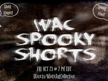 2nd Annual Spooky Short Film Festival Schedule