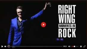 Right Wing Moments In Rock
