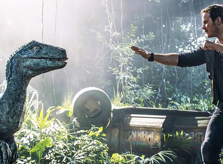 Review - Jurassic World: Fallen Kingdom