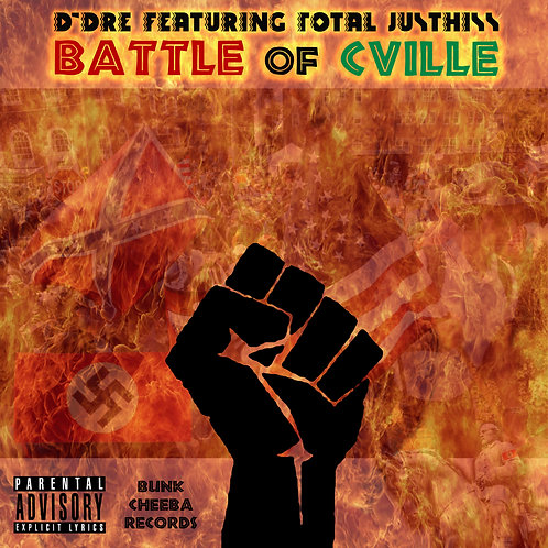 D'Dre featuring Total Justhiss - Battle of Cville