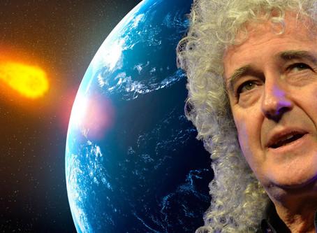 """Brian """"Rocketman"""" May"""