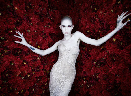 Grimes Releases Ode to the Panopticon